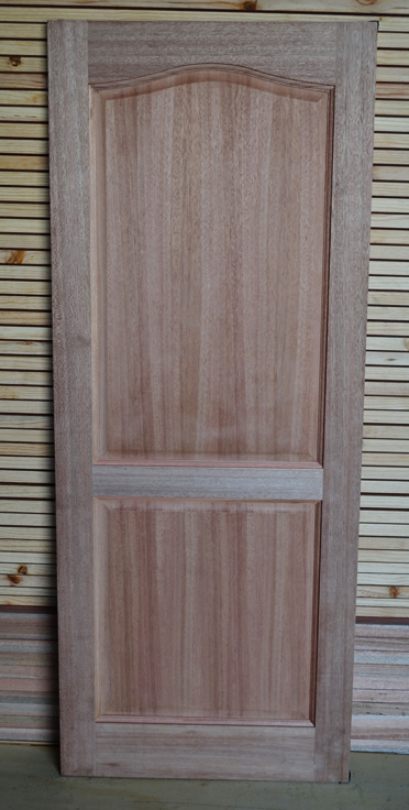 ST102CDBM u2013 2-Panel Cape Dutch panel door with bolection moulding on one side. & Doors | Esstee Timbers